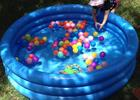DIY ball pit :)